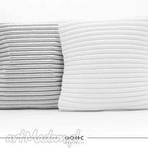 poduszki komplet poduszek colors 50 white, silver, poduszki, poduszka, poduchy