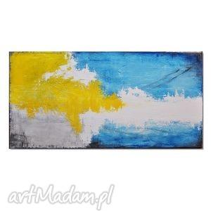 abstrakcja yb1, nowoczesny obraz ręcznie malowany, obraz, nowoczesny