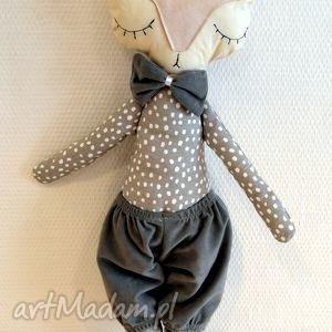 mr lisek, lalka, maskotka, zabawka, przytulak, lala lalki