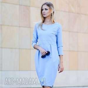gentle sukienka dresowa, sukienka, elegancka, klasyka ubrania