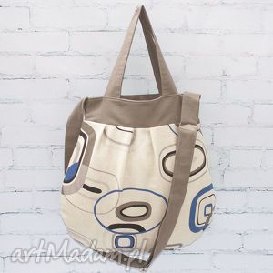 art geometry , torba, prezent, geometryczny, wzory, eko, ekologiczna na ramię torebki