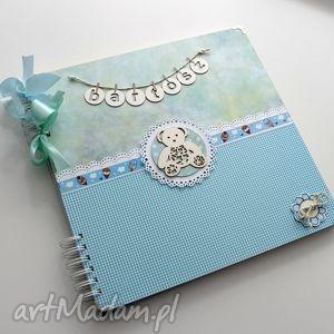 prezent na święta, album z pudełkiem, album, pudełko, chłopiec, narodziny
