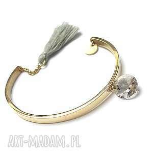 pod choinkę prezent, bransoletki alloys collection - gold 3 , stal, szlachetna