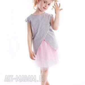 Bluzka DB10, modna, asymetryczna, stylowa