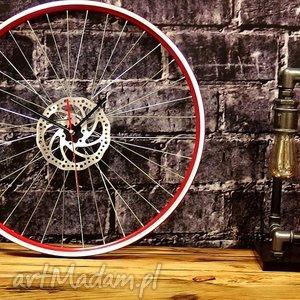 święta prezenty, zegar red wheel, zegar, rower, rowerzysta, zegarek, prezent