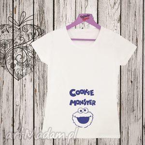ręcznie robione ciążowe koszulka z nadrukiem ciążowym, dla kobiety w ciąży, mama