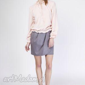 bluzka, blu129 róż, modna, elegancka, stylowa, kobieca, casual ubrania