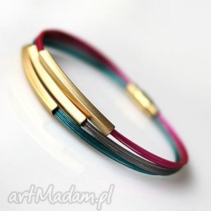 summer joy, kolorowe, radosne, wesołe, nowoczesne, minimalizm, eleganckie bransoletki