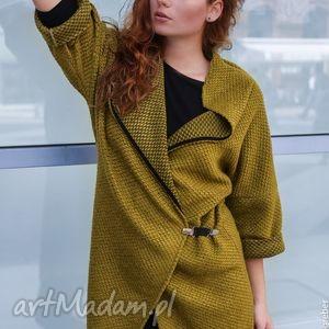 narzutka outfit autumn by nun mi, blezer, płaszcz, kamizela, peleryna, ponczo