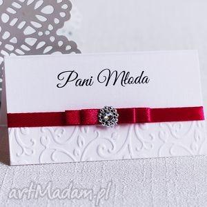 Prezent Winietki na stoły weselne Royal Fuchsia, winietki, etykietynastoly