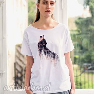 WOLF Oversize T-shirt, oversize