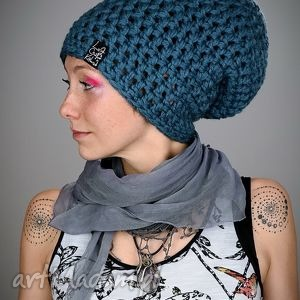 hand-made czapki dreadlove mono 18