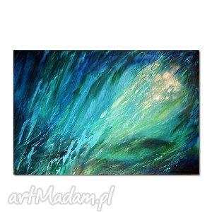 obrazy głębia 10, nowoczesny obraz ręcznie malowany, obraz, abstrakcja, nowoczesne