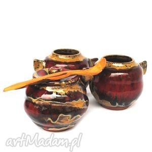 matero viii- zestaw do yerba mate, czarka, pojemnik, naczynia, ceramika, użytkowe