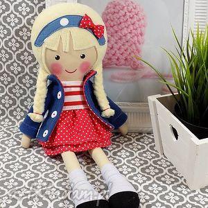 Prezent malowana lala marylka, lalka, zabawka, przytulanka, prezent, niespodzianka