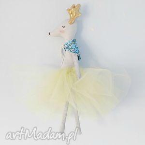 jelonek baletnica, tiulowa, tilda, lalka, jelonek, skandynawska