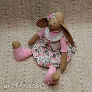 millka siostra krawaciarzy sowa, maskotka, przytulanka, roczek, chrzest dla