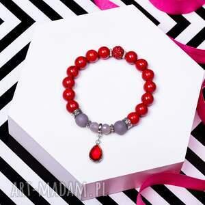 bransoletki carmine vol 5 13 01 17 , howlity, jadeity, kryształki biżuteria