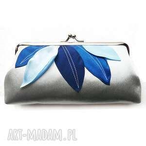 bleus..., clutch, kopertówka