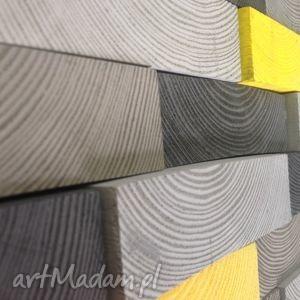 drewniany obraz na zamówienie, mozaika, drewno, ściana, obraz, ozdona, dekoracja dom