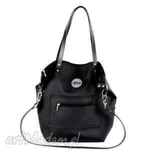 torba worek all black pocket, worek, manamana, personalizacja, prezent, zakupy