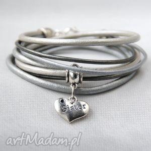 dla siostry - pomysł na prezent silver shades, siostra biżuteria