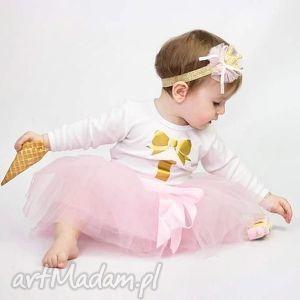 Spódniczka tiulowa - Little Princess, spódniczka, tiulowa, księżniczka, różowa, tiul
