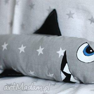 rekin bodzio przytulanka - rekin, handmade, przytulanka, rubenart, buraczekdesign