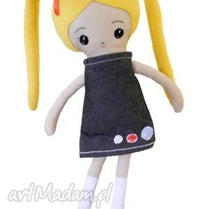lalka aleksandra - wesoła i zdolna dziewczynka, szmacianka, lalka, prezent