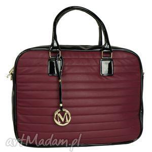 torebki manzana biznes styl torba na laptopa jagódka, manzana, biznes, styl