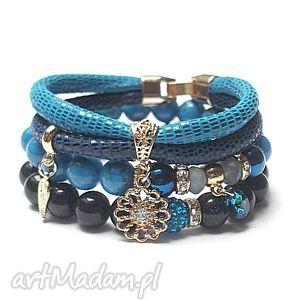 cobalt and navy blue vol 2 30 11 16 set - nockairu, howlity, hematyty, skóra