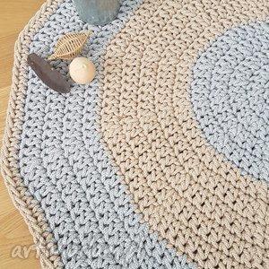 dywany dywan szydelko 120cm średnicy sznurek 8mm, dywan, szydelko, 120cm