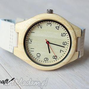 handmade zegarki drewniany zegarek bamboo nordic style