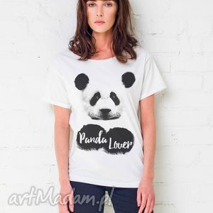 PANDA LOVER Oversize T-shirt, oversize