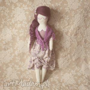 różana bajka - lalka klara, lalka