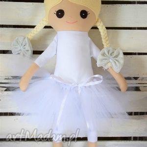 lalki pamiątka chrztu św, szmacianka, baletnica, chrzest, święty, lalka