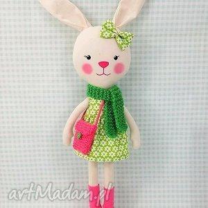 prezent na święta, króliczka marta, króliczka, zabawka, przytulanka
