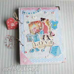 Notatnik/dziennik ciążowy i Planer, dziennik, notes, ciąża, planer, dziecko