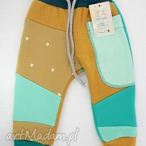 ubranka patch pants - eco dresik dziecięcy, dres, ciepłe, spodenki, prezent, święta