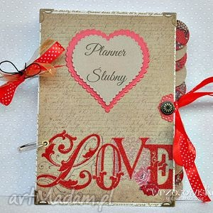 planner ślubny, planner, notatnik, wesele, plan, pod choinkę prezent
