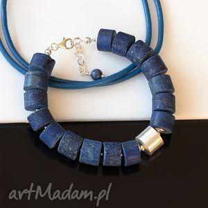 bransoletki lapis lazuli bransoletka, lapis, lazuli, srebro, bransoletka biżuteria