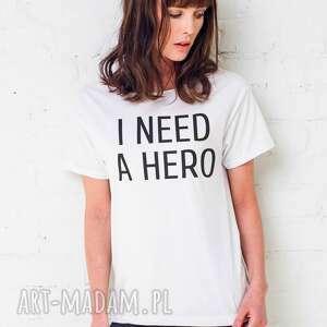 need hero oversize t-shirt, oversize, tshirt, koszulka, bawełna, casual, moda