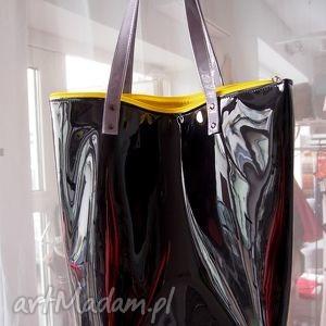 świąteczny prezent, mana neon black yellow, błyszcząca, neon, czarny, wodoodporna