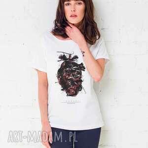 HEART PAINTED Oversize T-shirt, oversize