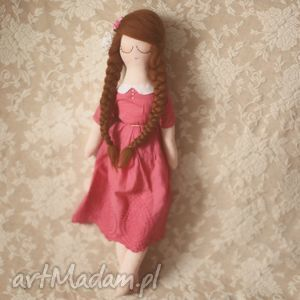 różana bajka - lalka rosie, maskotki dla dziecka