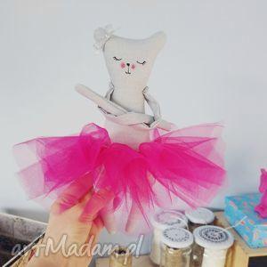 lalki miś baletnica, lalka, miś, tilda, tiulowa, spódniczka dla dziecka