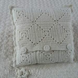 Poduszka wykonana ręcznie WEŁNA 45x45 cm 1szt, poduszki, poduszka, poszewka, poszewki