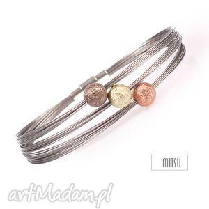 Industrial Autum, brąz, rudy, srebrny, elegancka, jesienna, klasyczna