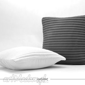 komplet poduszek colors 50 white, grey, poduszki, poduchy, poduszka, poducha