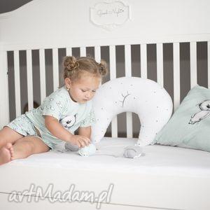 Piżamka dla dziecka KOTEK, piżamka, kotek, dladziecka, dziecko, sen, mięta